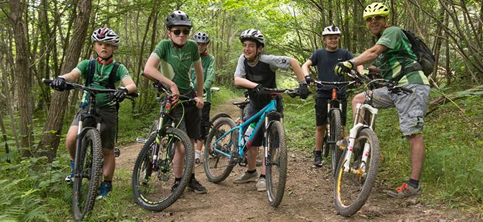 Junior Mountain Bike Club