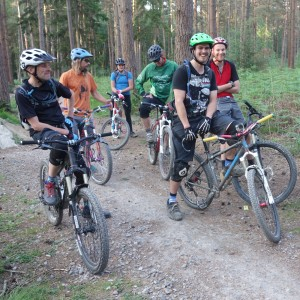 Club rides with Bedgebury CC