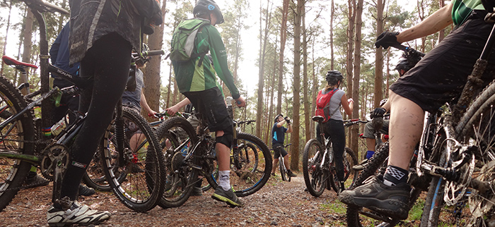 About Bedgebury Forest Cycle Club